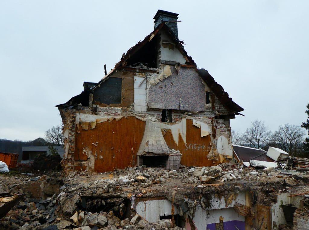 Baustellensicherheit SiGeko-Arbeitssicherheit Abriss und Rückbau